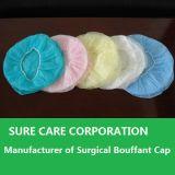 Protezione Bouffant chirurgica non tessuta medica a perdere