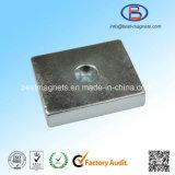 リニアモーターのためのカスタマイズされた常置NdFeBの磁石のブロック