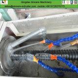 Пластичным обшитая PE производственная линия штрангпресса трубы спирали пробки трески