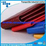 De hoge Quatity Kleurrijke Transportide Slang van pvc Layflat