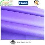 Полиуретан Coated делает ткань водостотьким 100% флага полиэфира 600*600d