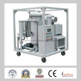 Zl-200 Machine van de Reiniging van de Olie van de Smeerolie de Vacuüm, de Machine van het Recycling van de Olie van de Turbine