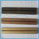 Tubi ovali parteggiati piani dell'acciaio inossidabile (tubi) per le balaustre