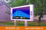 Visualizzazione di LED curva fissa esterna di Reshine P5 per la pubblicità esterna