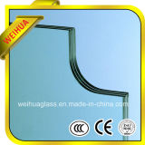 6.38mm/8.38mm/10.38mm/12.38mm Safety Clear와 Colored Tempered Laminated Glass