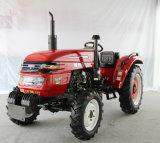 Azionamento a quattro ruote agricolo del trattore agricolo 40HP della strumentazione del macchinario