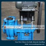 Équipé des pompes horizontales centrifuges de boue d'entraînement de cv de moteurs