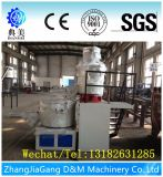 Machine de rebut de pelletisation de PVC de plastique de Chine