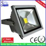 屋外の付属品のための20W穂軸LEDの高い発電の洪水ライト