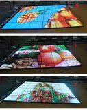 Suelo video al aire libre a todo color de P10 LED Dance Floor para la etapa o el acontecimiento