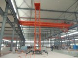 セリウムCertificated熱いSale Double Girder Workshop Overhead Crane、5ton Overhead Crane中国製
