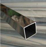 Alta calidad 201 tubo del cuadrado del acero inoxidable 304 316