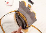 형식 어깨에 매는 가방 상표 가죽 핸드백