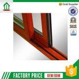 Puerta de vidrio de desplazamiento de aluminio de la calidad estupenda (WJ-SD003)