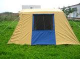 Водоустойчивый шатер семьи холстины хлопка