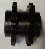Qualitäts-Motorrad-Kettenrad/Gang/Kegelradgetriebe/Übertragungs-Welle/mechanisches Gear43