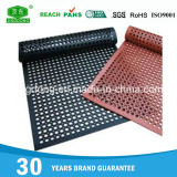 排水Rubber Mat (Kitchens&Bathroomのための1001年の) /Interlocking反Fatigue Drainage Rubber Floor Mat