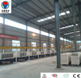 EPS Cemento Sandwich Panel de pared Maquinaria