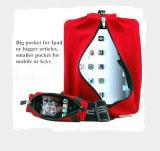 L'élastique élevé de taille supplémentaire folâtre le sac de mobile de sac à dos d'iPad de sac de taille