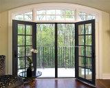 Входная дверь роскошного утюга обеспеченностью белая французская