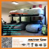 Levage mobile d'atelier de véhicule de poste du marchand de véhicule de machine des Etats-Unis de fléaux des étages 2 de la qualité 2 deux