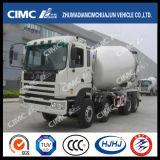 Carro del mezclador del concreto/de cemento de la emisión 8*4 de JAC Euro2/3/4/5