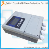 Medidor de fluxo eletromagnético para o líquido condutor