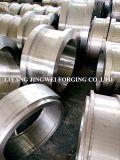 供給機械鋼鉄はリングを造った