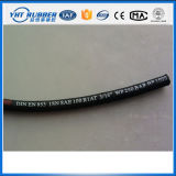 Tubo flessibile di gomma ad alta pressione per i liquidi idraulici (SAE100R1A)