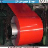 Катушка строительного материала стальная гальванизировала стальную катушку PPGI для толя