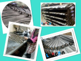 Câmara de ar interna da motocicleta da borracha butílica de preço moderado da qualidade de Atable da fábrica de Qingdao