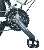 Al-Legierungs-voller Aufhebung-Gebirgselektrisches Fahrrad mit LCD Displayer