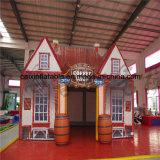 Pub inflable de la tienda, barra inflable de la tienda, taberna inflable hecha del encerado impermeable del PVC
