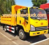 120HP Sinotrukの小型トラック、小型ダンプ、5tダンプトラック、4X2ダンプトラック