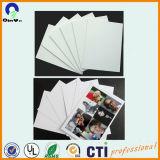 인쇄를 위한 0.3mm 백색 PVC 정밀한 서리 엄밀한 필름