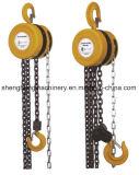 Type neuf bloc à chaînes de système de Hsz/élévateur à chaînes manuel