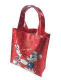 昇進のための2017の方法習慣PVC上塗を施してあるショッピング・バッグ