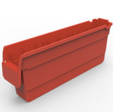 Simi-Abrir escaninhos de armazenamento plásticos fronteados para a venda quente