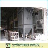 Collettore di polveri a bassa tensione di impulso del sacchetto lungo della polvere Filter-2 di alta efficienza