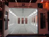 Cabine chaude personnalisée de peinture de jet de véhicule de vente de qualité
