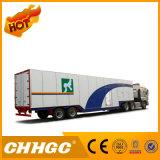 Type neuf remorque de transport de Van/boisson de cadre semi