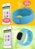 Perseguidor Watch do GPS Kids com Ios e Android APP