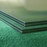 6mm templado con chorro de arena / esmerilado de grabado al ácido vidrio transparente, para muebles