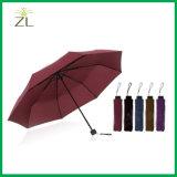 كلّ أنواع من بالجملة رخيصة يعلن عادة 3 ثني مظلة طبعة إعلانات