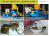 Fertilizante Floating Fish Feed Pellet Mill Máquina de alimentos para animais