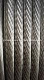 Câble en aluminium 400mm2 de conducteur du fil ACSR de brin de faisceau en acier de vente directe d'usine