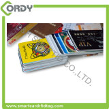 tarjeta de la impresión RFID de la identificación del PVC de 125kHz TK4100
