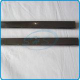 Tubi ovali parteggiati piani saldati dell'acciaio inossidabile (tubi) con Titanio-Placcato per le automobili