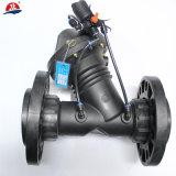 Válvula de controle da água da qualidade superior, válvula de diafragma normalmente fechada
