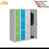 簡単1個のドアの金属の更衣室のロッカーを選抜しなさい
